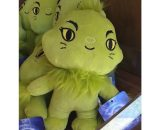 "Universal Studios Dr Seuss The Grinch That Stole Christmas 10"" Plush Baby Cutie"