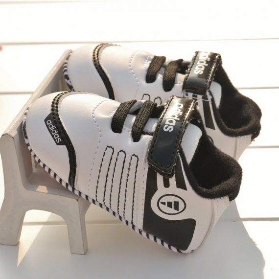 Black/White Fashion Baby Toddler Shoes, Sports Shoes ,Walking Shoes,A187