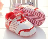 Baby Girls Red Toddler Shoes Soft Bottom Toddler Shoes Boys Shoes A187