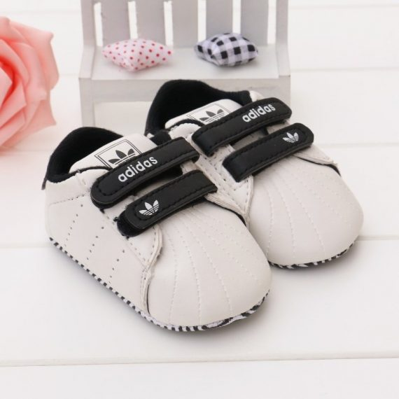Free Shipping Baby Leather Toddler Shoes Soft Bottom Toddler Shoes A182