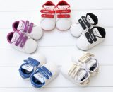 Five Color Baby Unisex Walking Shoes Room Soft Bottom Toddler Shoes A182