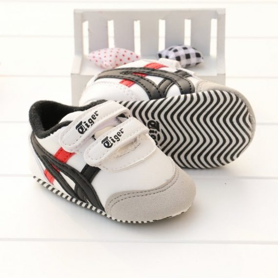 Newborn 0-18M Baby Toddler Shoes Soft Bottom Walking Shoes T189