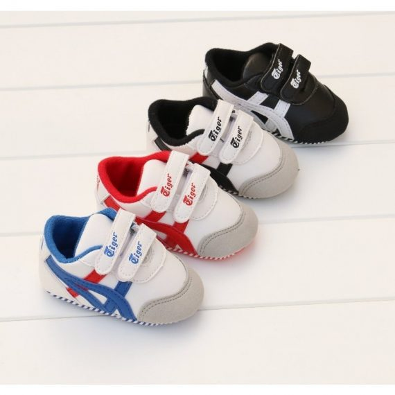 0-18M Baby Soft Bottom Walking Shoes Newborn Baby Toddler Shoes 4 Color T189