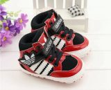Baby Sports Toddler Shoes Red Color Baby Shoes A150